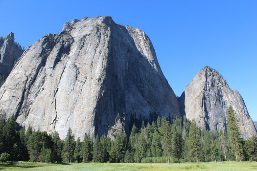 Big granite - Yosemite 7-10-19