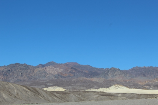 Death Valley Mountains - 8-1-2019